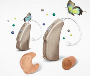 CROS HEARING AIDS
