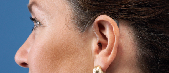 hearing aid invisibility