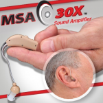 The MSA30x Sound Amplifier – Affordable and Effective