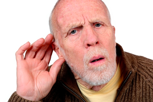 broken hearing aid